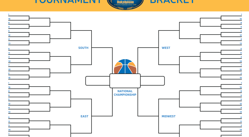 Download our Tournament Bracket