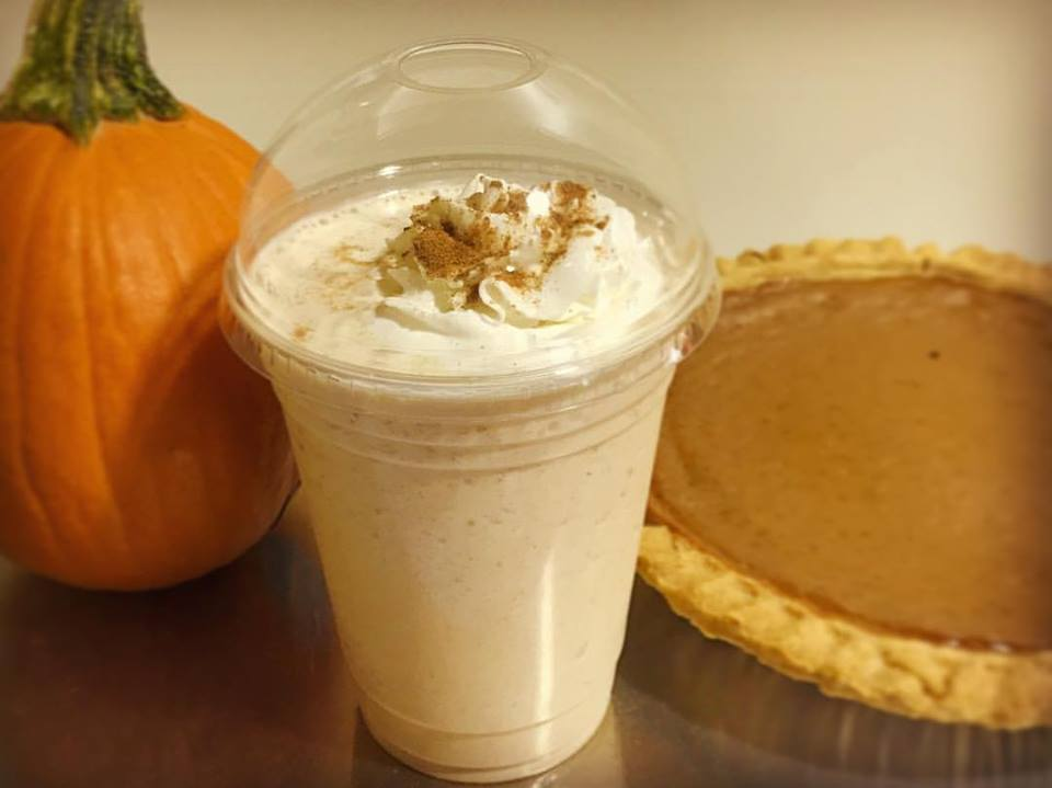Our Pumpkin Treats are Here!