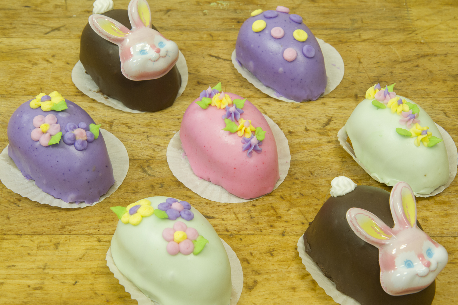 Hop on into the Bakehouse for Easter! | Montgomery Bakehouse