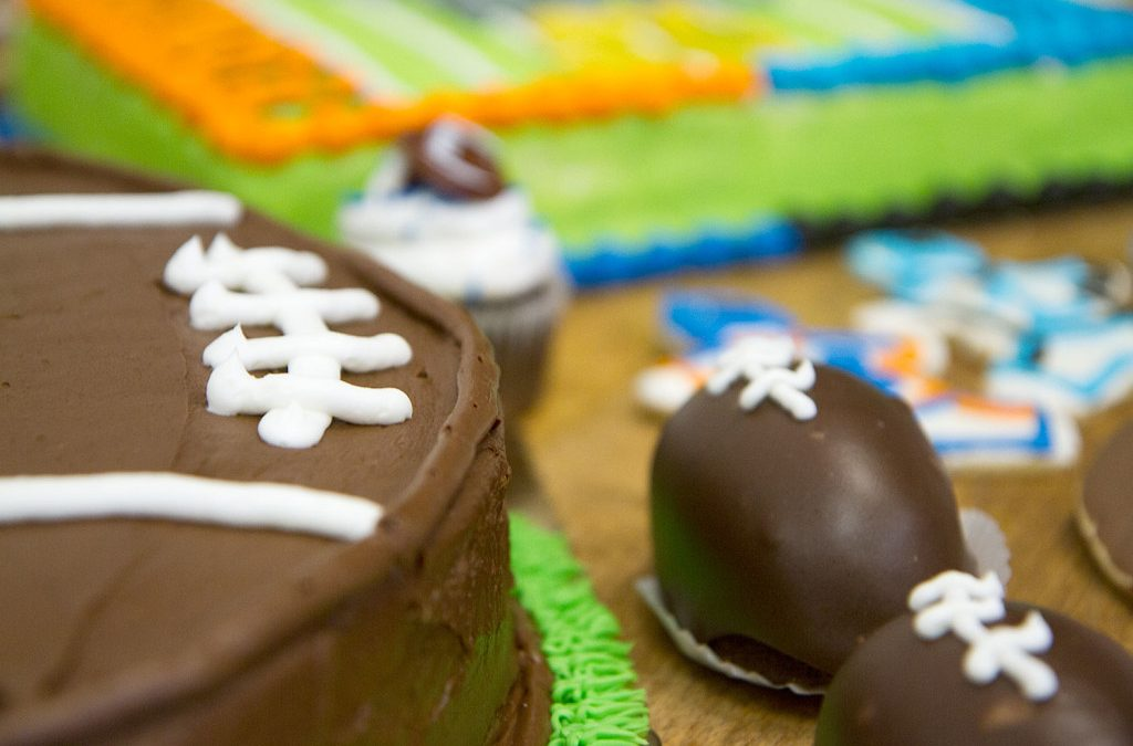 5 Sweet Treats Every Super Bowl Party Needs