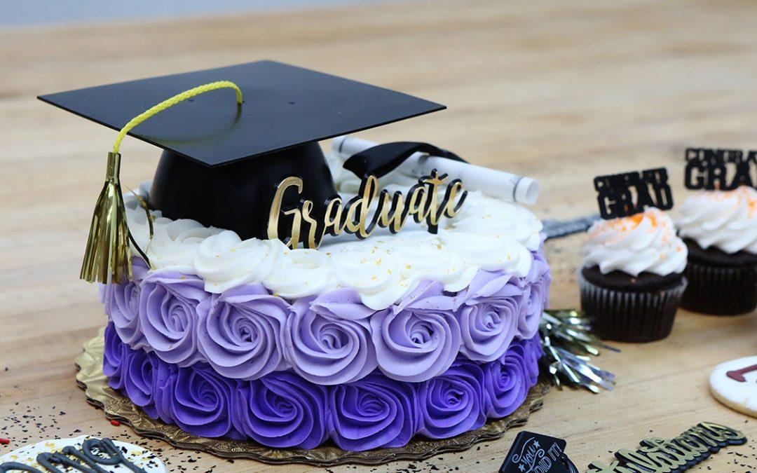 Graduations Have Never Been Sweeter!