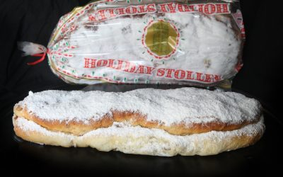Family Favorites: Holiday Stollen