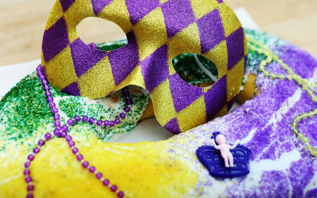 Tuesday is Mardi Gras!