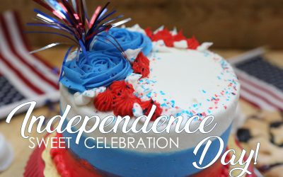 Here's to a Sweet Independence Day!
