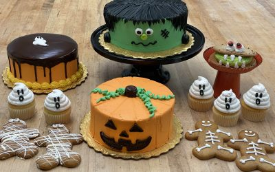 Bakehouse Treats Are Spooky and Sweet