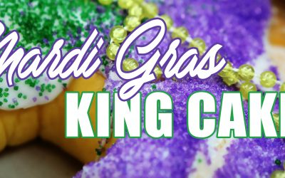King Cakes are BACK!