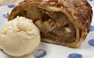 Apple Strudel – A Schenk Family Tradition
