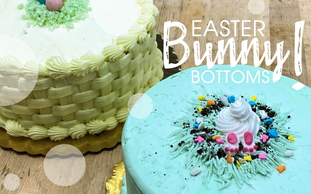 The Lowdown on Bunny Bottom Cakes
