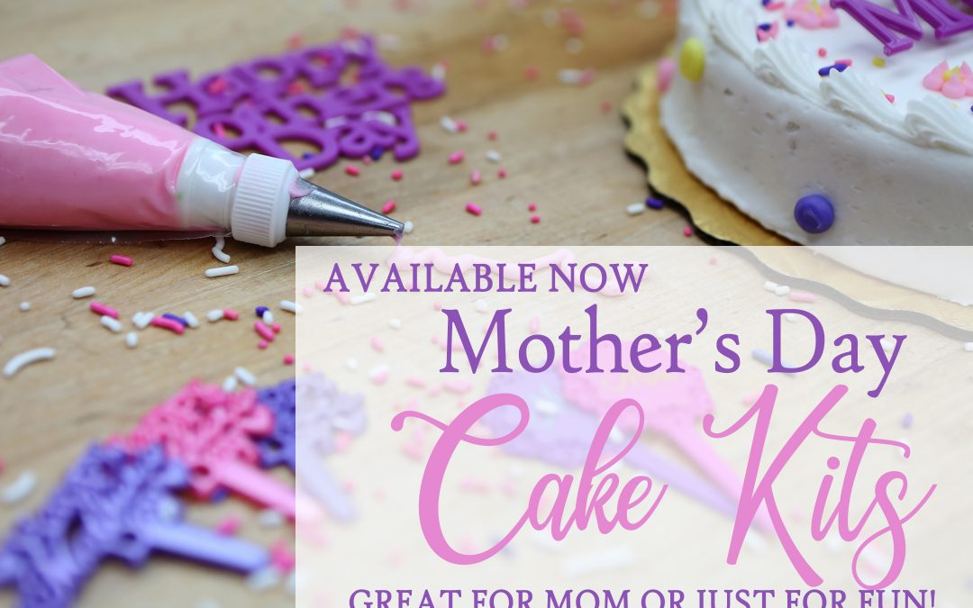 Mother's Day is Almost Here!