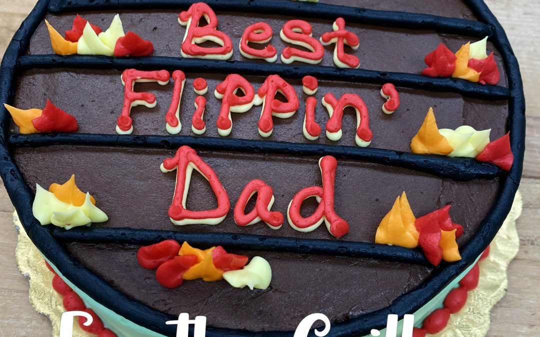 Father's Day is Here, and We Have The Cake For Him!